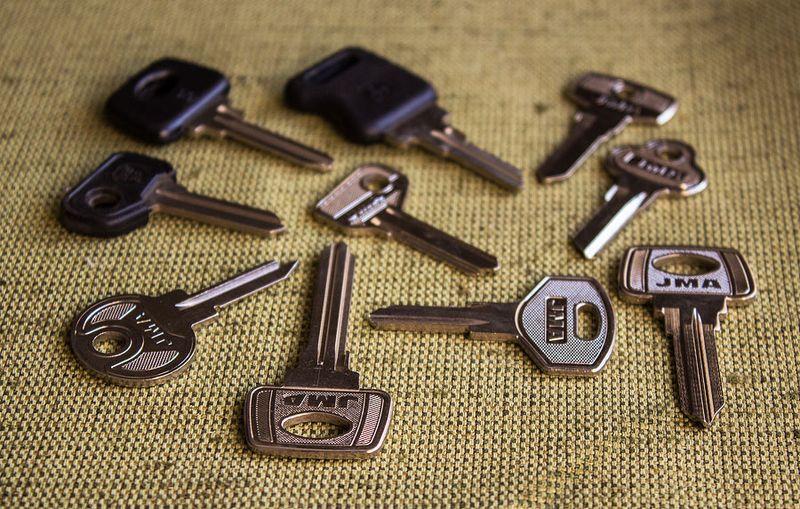 Автомобильные ключи от отечественных авто
