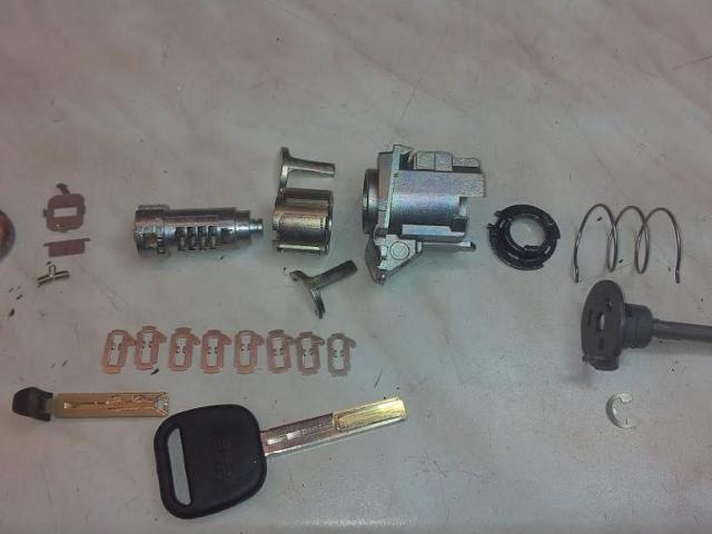 Изготовление ключей по замку
